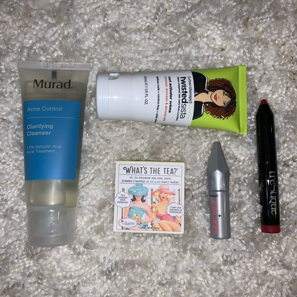 Benefit Other - NWT Bundle of 5 Makeup/Beauty Samples